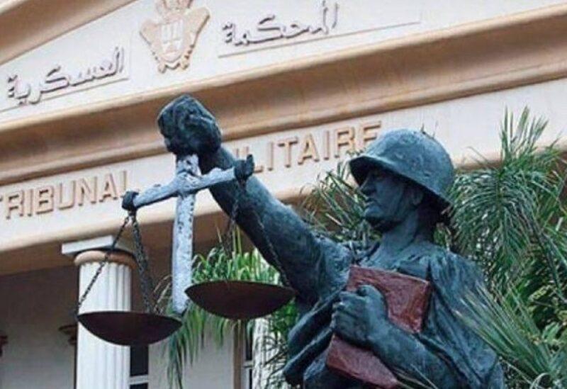 Le tribunal militaire