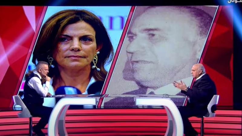 L'ancien ministre Farès Boueiz
