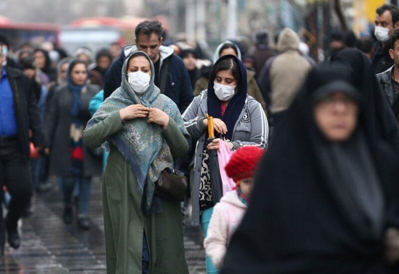 L'Iran enregistre des chiffres catastrophiques avec le virus Corona
