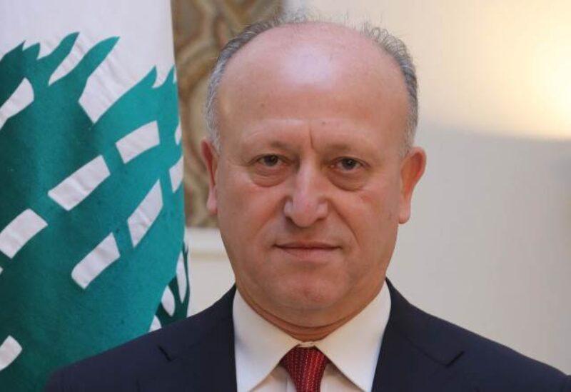L'ancien ministre le général de division Ashraf Rifi
