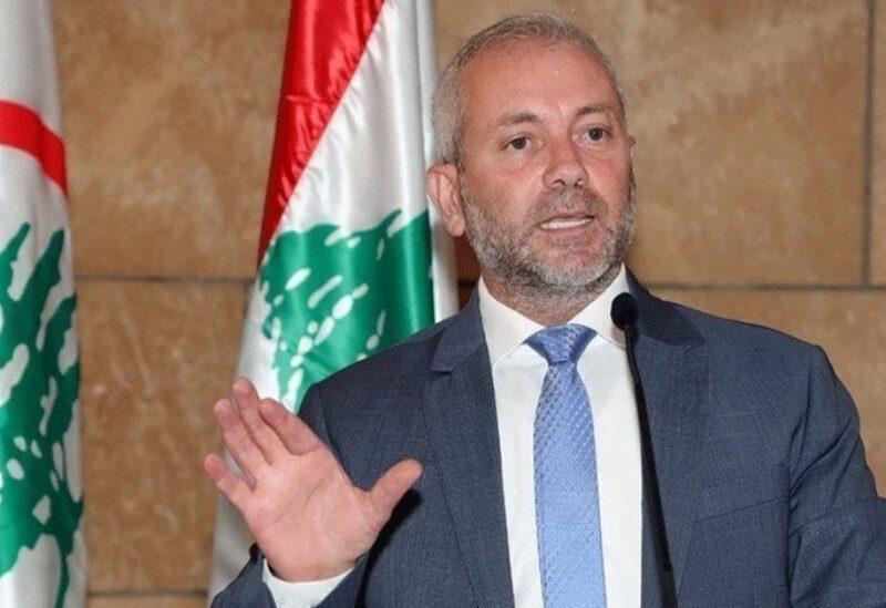 Le député Antoine Habshi