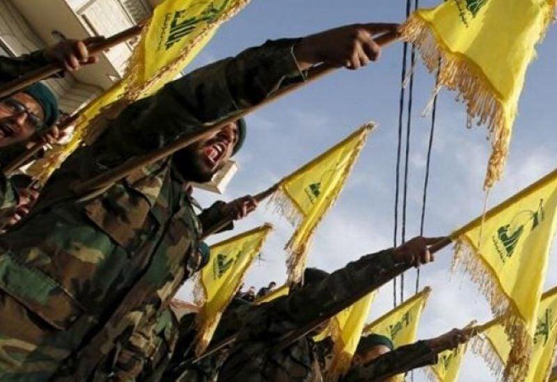 Les membres de la milice du Hezbollah - archives