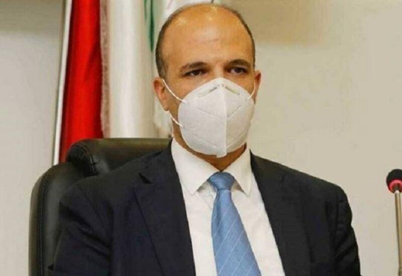 """Le ministre de la Santé du gouvernement intérimaire 'Hamad Hassan"""""""