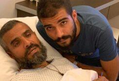Majdi Allawi et son fils