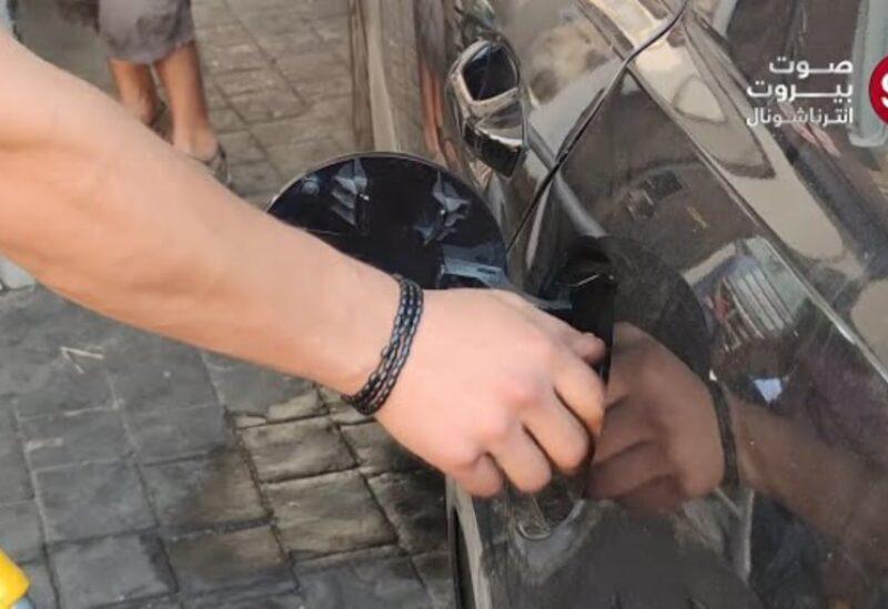 La crise des carburants au Liban
