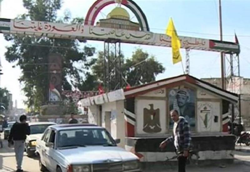 Le camp d'Ain El Helweh
