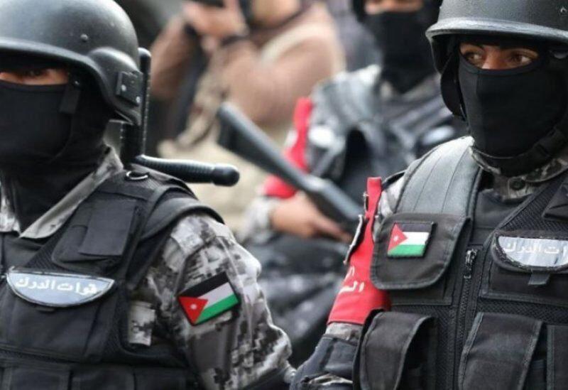 Sécurité jordanienne