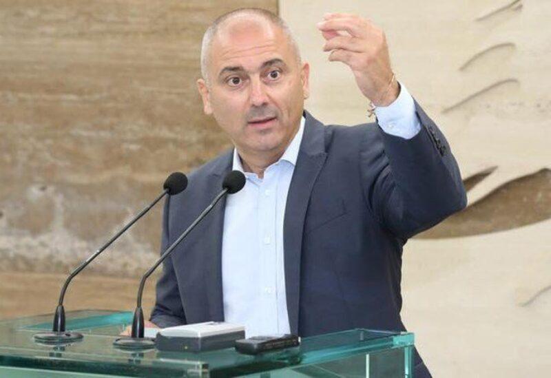Le chef du Mouvement du changement Elie Mahfoud