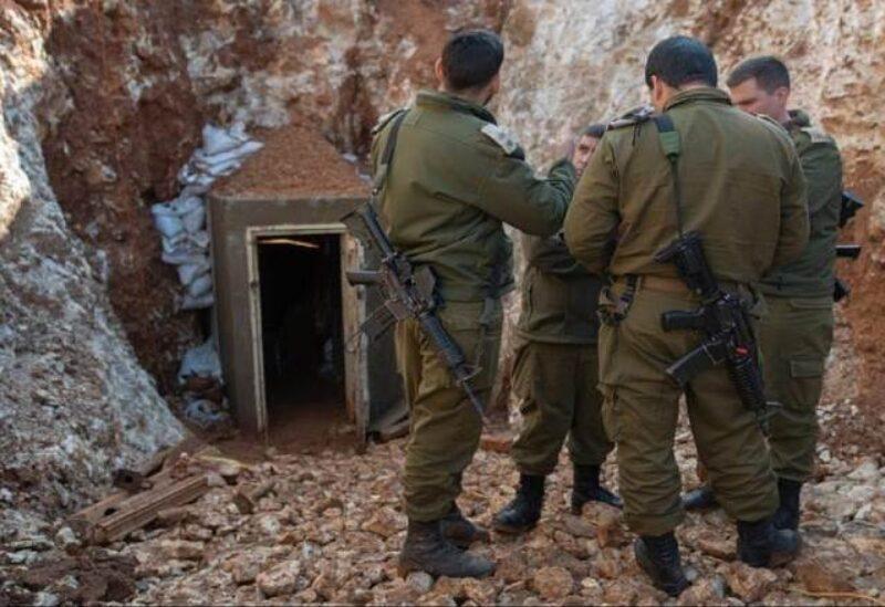 Tunnels du Hezbollah