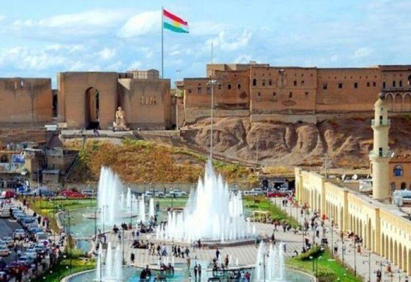 Région du Kurdistan d'Irak