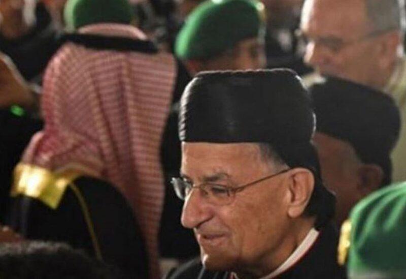 Le patriarche Al-Rahi