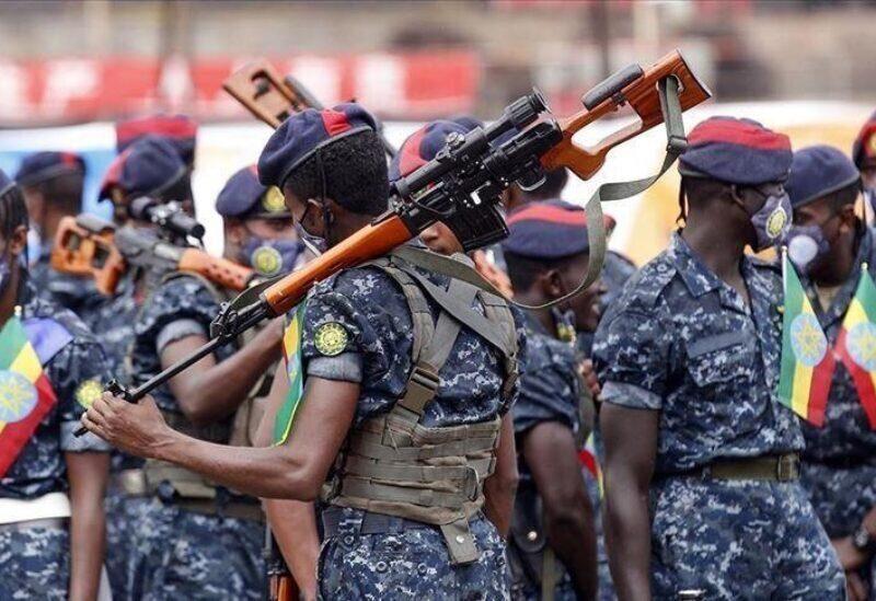 L'armée éthiopienne