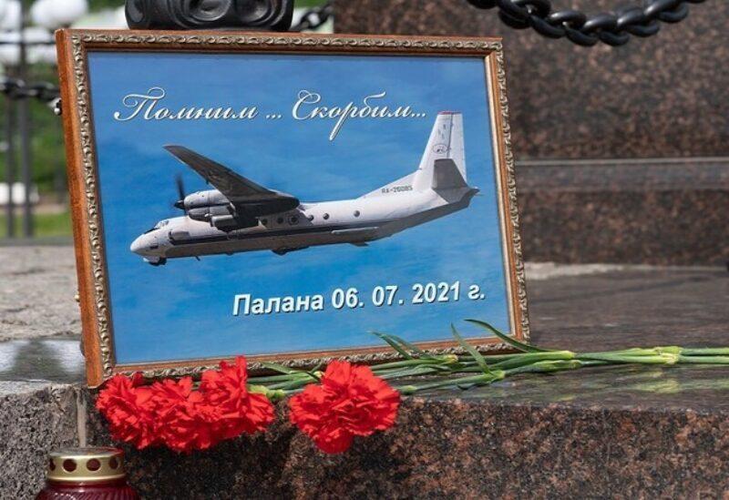 Le deuil pour les victimes de l'accident