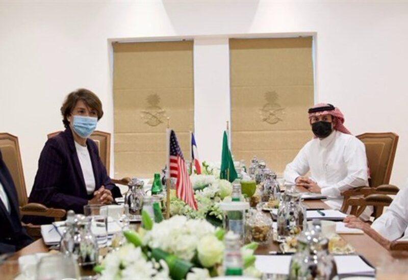 Les ambassadrices américaines et françaises en Arabie saoudite
