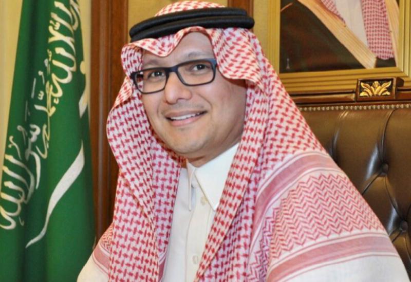 Ambassadeur saoudien Walid Bukhari