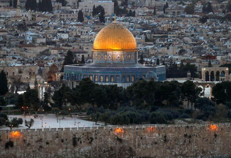 Jérusalem est la capitale de la Palestine