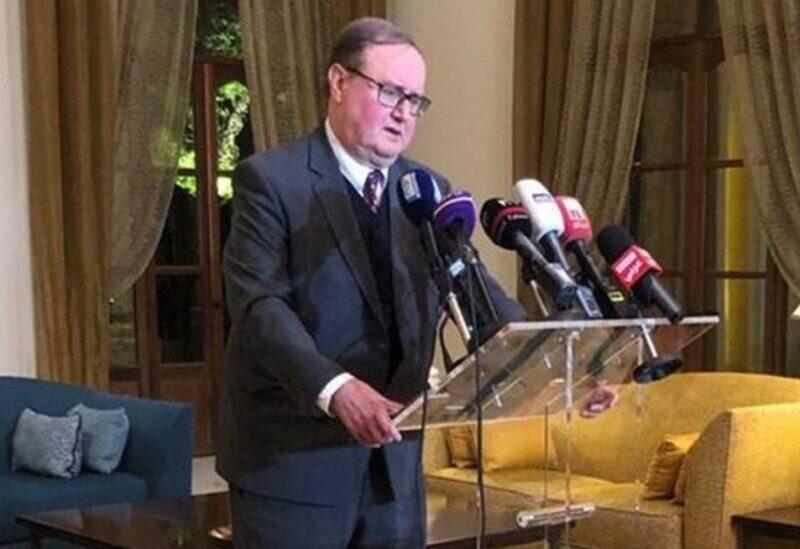 Le coordinateur de l'aide internationale pour le Liban l'ambassadeur Pierre Dukan