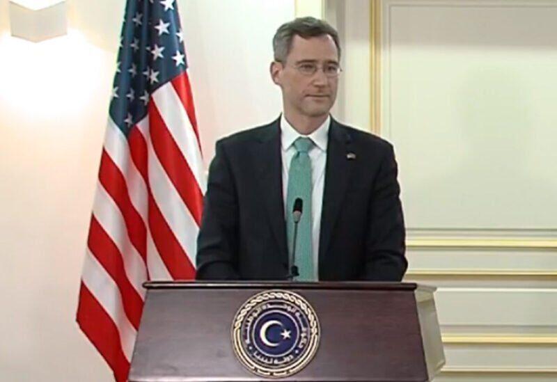 Le secrétaire d'État adjoint par intérim Joey Hood