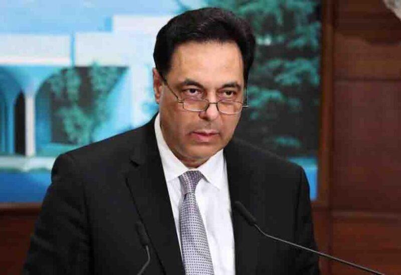Le Premier ministre intérimaire Hassan Diab
