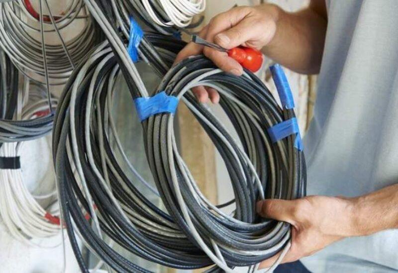 Vol de câbles