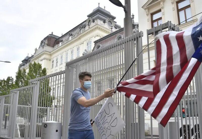 Ambassade des États-Unis à Vienne