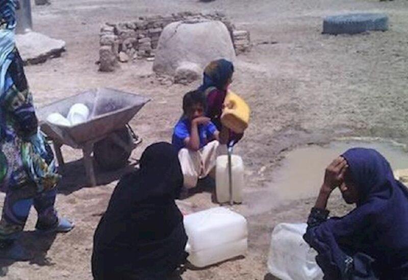 Pénurie d'eau dans le sud de l'Iran