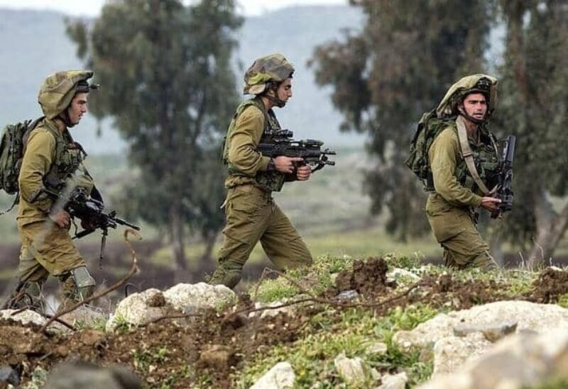 Membres de l'armée israélienne