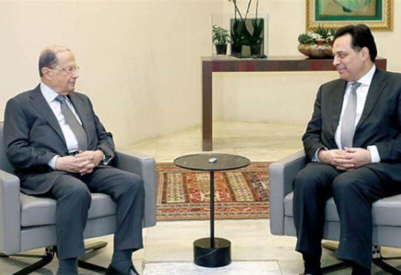 Aoun et Diab