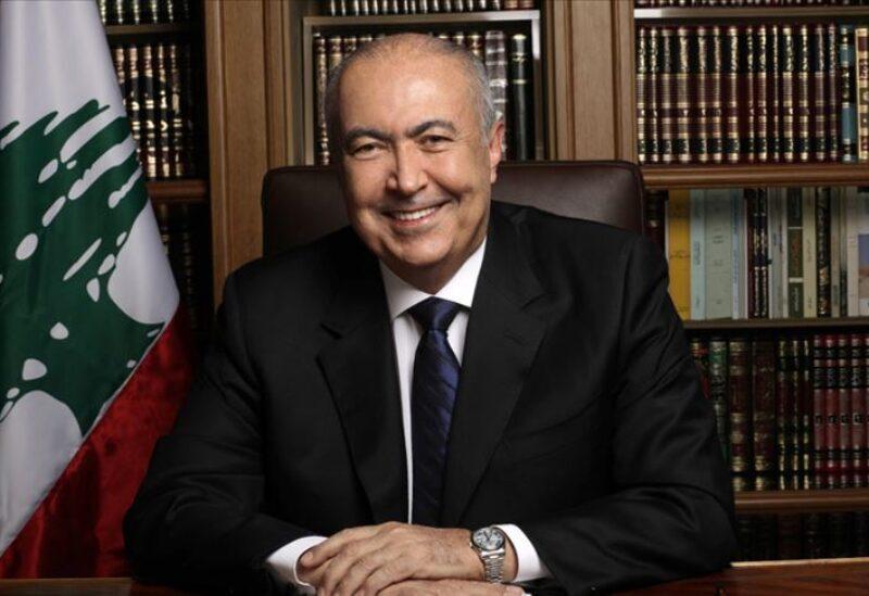 Le député Fouad Makhzoumi