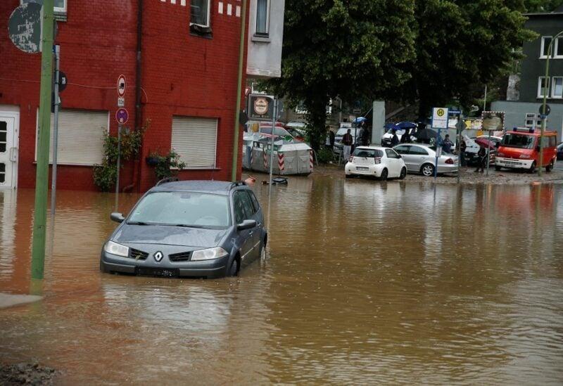 Inondations en Allemagne