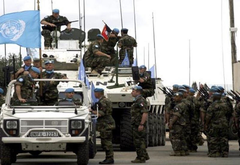 Force de la FINUL au Liban - archives