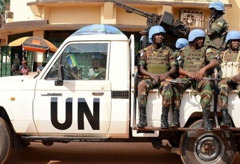 Les forces des Nations Unies