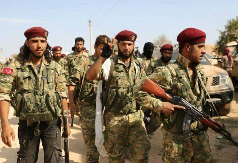 Mercenaires syriens en Libye