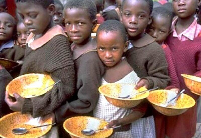 La famine menace des millions de personnes dans le monde