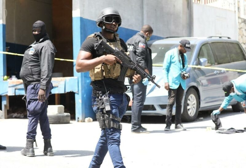 Les forces de sécurité en Haïti