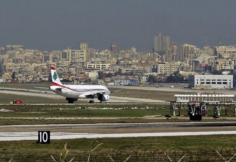 L'aéroport international Rafic Hariri, Beyrouth - Liban