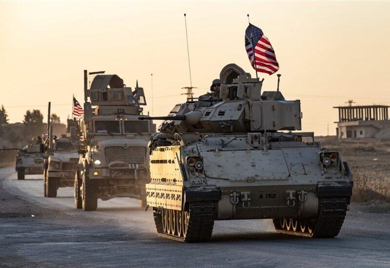 Forces américaines en Syrie
