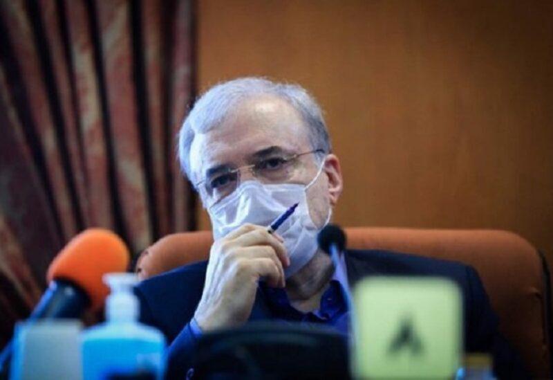 Le ministre iranien de la santé Saeed Namki