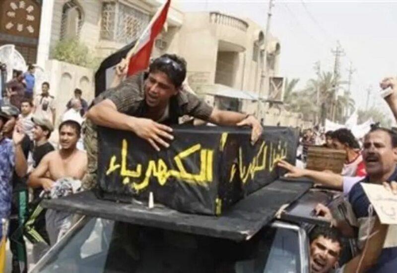L'Irak souffre d'une grave crise dans le secteur de l'électricité