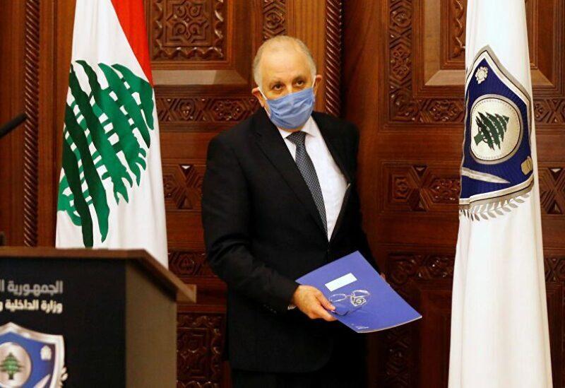 Ministre de l'Intérieur et des Municipalités Muhammad Fahmy