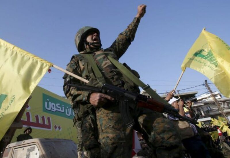 Des membres du Hezbollah