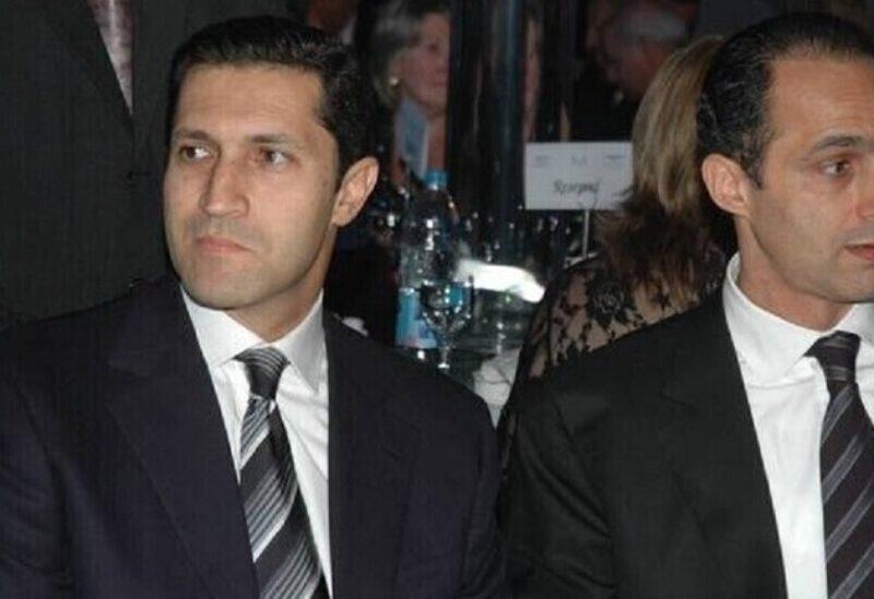 Alaa et Gamal Moubarak