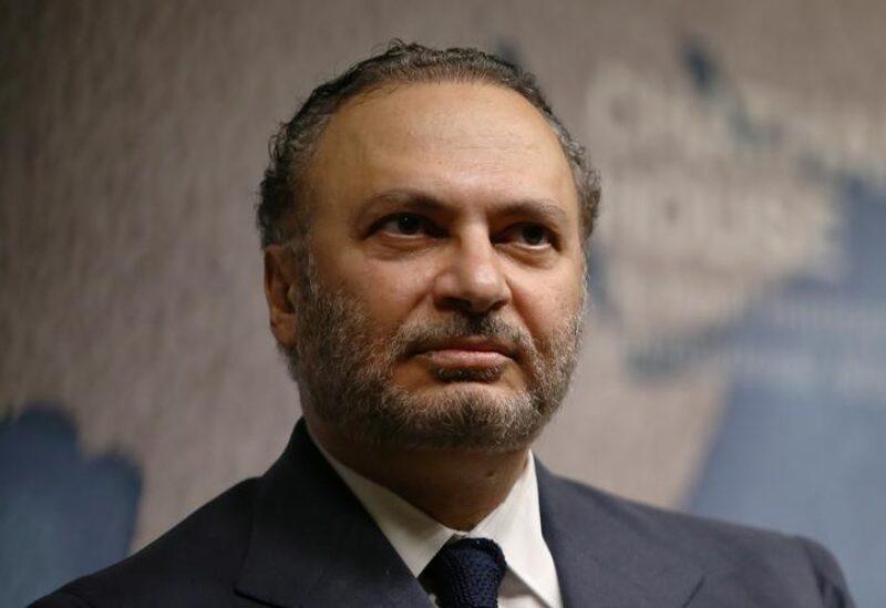Anwar Gargash, conseiller du président des Émirats arabes unis