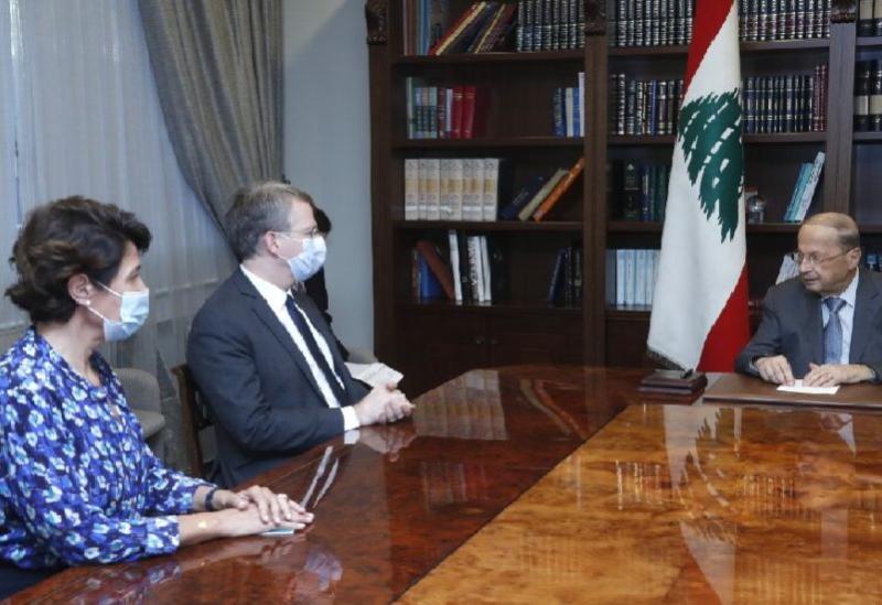 Aoun et Dorell