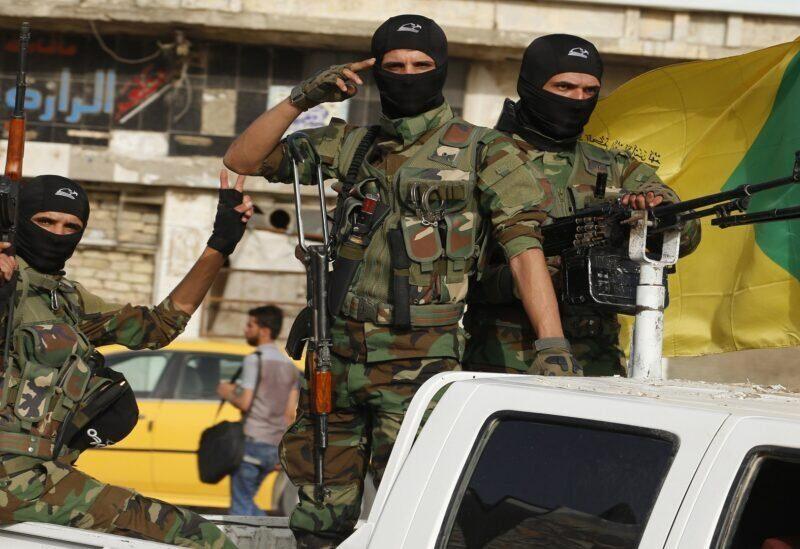 Brigades du Hezbollah en Irak