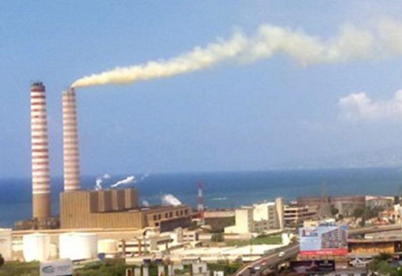 Centrale Thermique de Zouk Liban