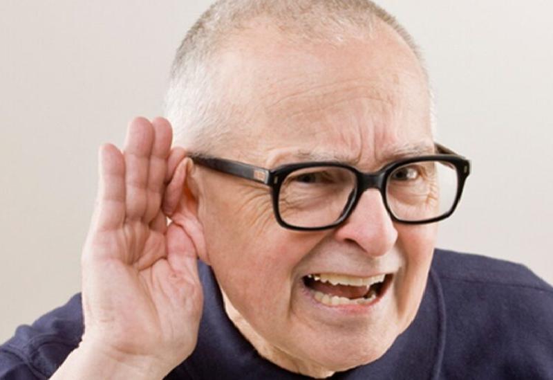 Une déficience auditive