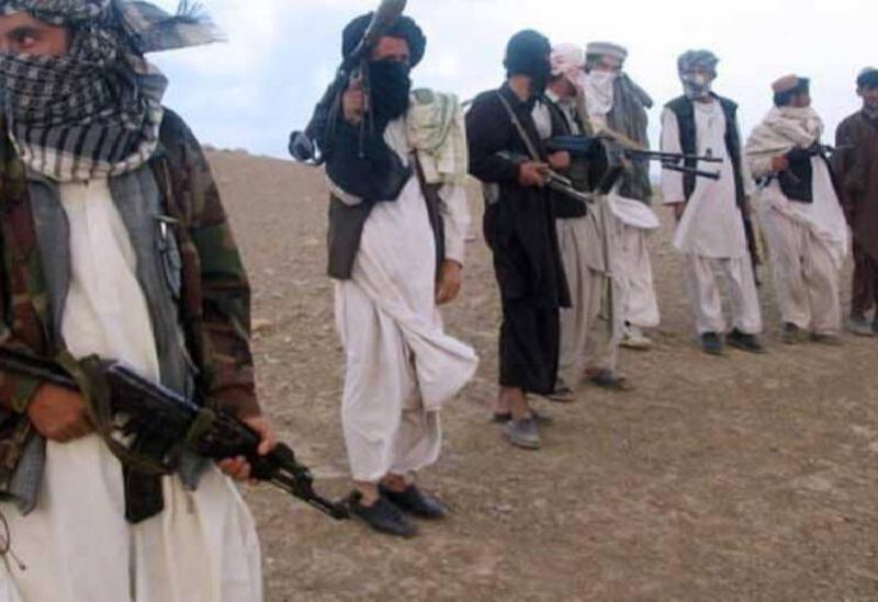 Des Éléments du mouvement taliban Afghanistan - archives