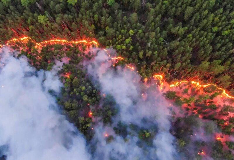 Des centaines d'habitants évacués en raison d'incendies de forêt en Russie