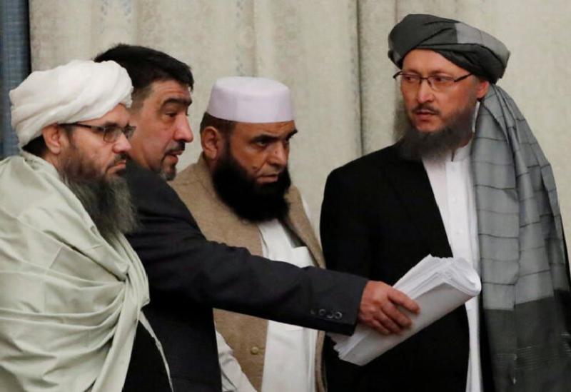 Dirigeants talibans - archives